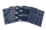 Cloth Atelier - Indigo - Fat Quarter Bundle (pack of 5)