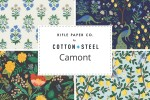 Cotton + Steel - Camont Collection