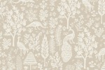 Cotton + Steel - Camont - Garden Silhouette - Taupe (304090-37)