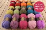 Attic24 - Cosy Blanket (Stylecraft Yarn Pack)