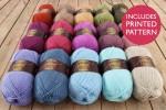 Attic24 - Cottage Blanket (Stylecraft Yarn Pack)