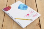 Crochet Project Notebook - Record up to 50 patterns