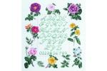 My Cross Stitch - Floragenius - Sampler (Cross Stitch Kit)