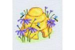 My Cross Stitch - Beehive (Cross Stitch Kit)