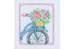 My Cross Stitch - Bicycle (Cross Stitch Kit)