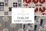 Dashwood - Chalk Hill Linen/Cotton Collection