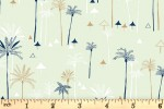 Dashwood - Ocean Drive - Palms with Gold Metallic (OCDR1468)