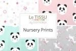 Le Tissu by Domotex - Nursery Prints