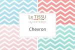 Le Tissu by Domotex - Chevron Collection