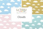 Le Tissu by Domotex - Clouds Collection