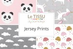 Le Tissu by Domotex - Jersey Prints Collection