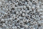 Debbie Abrahams Glass Seed/Rocaille Beads, Pebble (340) - Size 6, 4mm
