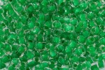 Debbie Abrahams Glass Seed/Rocaille Beads, Bright Green (221) - Size 8, 3mm
