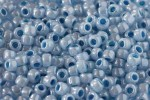 Debbie Abrahams Glass Seed/Rocaille Beads, Baby Blue (387) - Size 8, 3mm