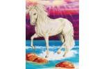 Diamond Dotz - Magical Unicorn (Diamond Painting Kit)