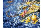 Diamond Dotz - Mythical Dragon (Diamond Painting Kit)