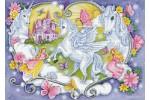 Diamond Dotz - Princess Magic (Diamond Painting Kit)