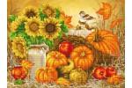 Diamond Dotz - Autumn Harvest (Diamond Painting Kit)