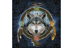 Diamond Dotz - Celtic Wolf Guide (Diamond Painting Kit)
