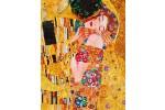 Diamond Dotz - Klimt - The Kiss (Diamond Painting Kit)