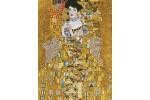 Diamond Dotz - Klimt - Woman in Gold (Diamond Painting Kit)
