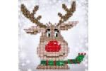 Diamond Dotz - Christmas Reindeer (Diamond Painting Kit)