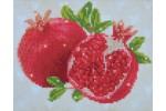 Diamond Dotz - Good Fortune Pomegranates (Diamond Painting Kit)