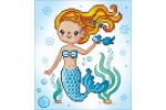 Diamond Dotz - Sweet Swimmer (Diamond Painting Kit)