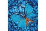 Diamond Dotz - Flutter by Blue (Diamond Painting Kit)