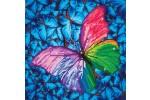 Diamond Dotz - Flutter by Pink (Diamond Painting Kit)