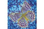 Diamond Dotz - Flutterby Silver (Diamond Painting Kit)