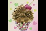 Diamond Dotz - Love Prickles (Diamond Painting Kit)