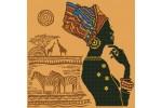 Diamond Dotz - African Elegance (Diamond Painting Kit)