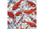 Diamond Dotz - Koi Mosaic (Diamond Painting Kit)