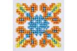 Diamond Dotz - Autumn Mandala 2 (Diamond Painting Kit)