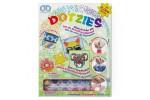 Diamond Dotz - 'Dotzies' - 6 Fun Projects (Diamond Painting Kit)