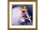 Dimensions - Gold - Ballerina Beauty (Cross Stitch Kit)