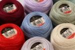 DMC Coton Perle Size 12 - 120m ball