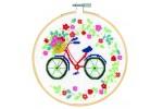 DMC - Bicycle (Cross Stitch Kit)