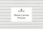DMC Waste Canvas - Precuts