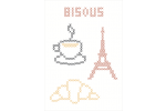 DMC Magic Paper Sheets - French Collection (Cross Stitch)