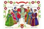 DMC - Henry VIII (Cross Stitch Kit)