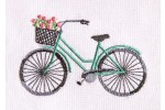 DMC - Bicycle (Embroidery Kit)