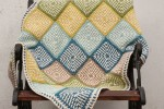 Look At What I Made - Linen Stitch Manghan (Scheepjes Yarn Pack)