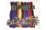 Design Works - Zenbroidery - Jewel Tones Trim Pack