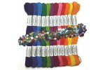 Design Works - Zenbroidery - Rainbow Trim Pack
