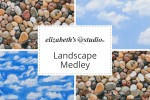 Elizabeth's Studio - Landscape Medley Collection