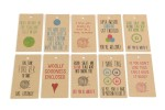 Crochet Tags - Pack of 30