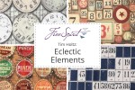Tim Holtz - Eclectic Elements Collection