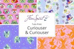 Tula Pink - Curiouser & Curiouser Collection